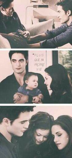 Twilight Poster, Twilight Quotes, Twilight Saga Series, Twilight New Moon, Twilight Pictures, Twilight Series, Twilight Movie, Twilight Bella And Edward, Twilight Renesmee