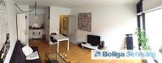 Drejøgade 26D, st. 4., 2100 København Ø - Fantastisk studie lejlighed med solrig altan #københavn #københavnø #østerbro #ejerlejlighed #boligsalg #selvsalg
