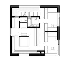 "Plan Cite: ""House 11 x 11 / Titus Bernhard Architekten"" 02 May 2012. ArchDaily. Accessed 06 Mar 2014."