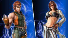 Tekken 7 - Combos Gameplay (60 FPS)