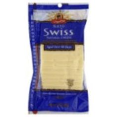 I'm learning all about Shoprite Natural Swiss Cheese Slices at @Influenster!