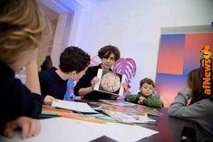 A Roma, la Befana è a fumetti: Bambi Kramer e GUD a WEGIL - http://www.afnews.info/wordpress/2017/12/28/a-roma-la-befana-e-a-fumetti-bambi-kramer-e-gud-a-wegil/