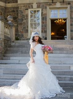 As seen in Elegant Wedding Magazine. Creative Director /Stylist/ Producer: Diana Pires,Truly Yours Planning Photography by: Julia Park Photography.
