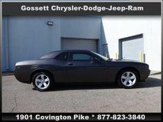 2013 Dodge Challenger, 25,791 miles, $22,988.