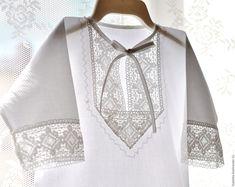 Купить Крестильная рубашка.Одежда для крещения. - однотонный, крестильная рубашка, рубашка крестильная, рубашка для крещения