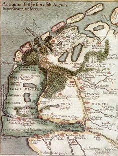 Friesland ten tijde van keizer Augustus