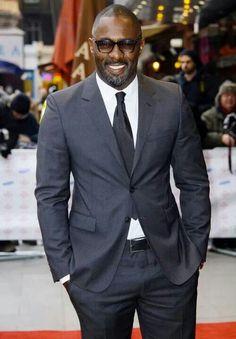 Idris Elba red carpet