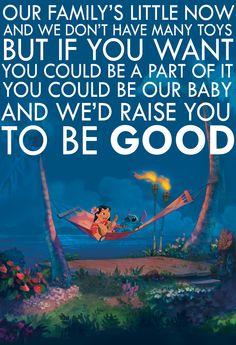 Lilo and Stich Disney Arte Disney, Disney Love, Disney Magic, Disney Stuff, Disney And Dreamworks, Disney Pixar, Lilo And Stitch Quotes, Disney Movie Rewards, Ohana Means Family