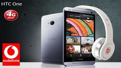 HTC One Pricing and Pre-Order Information On Vodafone ~ via Cybershack.com