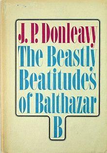 The Beastly Beatitudes of Balthazar B -