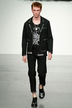Ktz Spring/Summer 2018 Menswear Collection | British Vogue