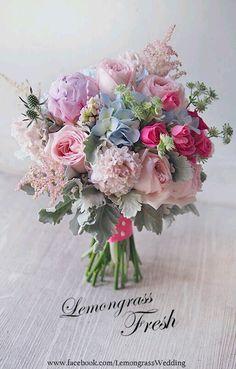 Цветы из холодного фарфора и полимерной глины