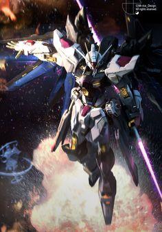 9 Best Gun Images Highlight Gundam Model Drawings