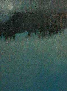 David Sharpe. Moon at Midnight