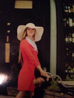 Love this hat by Patricia Underwood. Vogue Magazine.