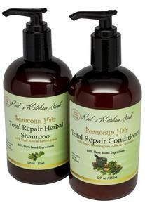 Total Repair Herbal Hair Loss Shampoo & Conditioner Set - Stimulate fuller, thicker, hair with our powerful, yet gentle scalp stimulating shampoo & conditioner. Target Hair Products, Hair System, Hair Loss Shampoo, Stop Hair Loss, Pure Oils, Therapeutic Grade Essential Oils, Healthy Hair Growth, Shampoo And Conditioner, 1 Oz