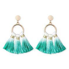 SUGARFIX by BaubleBar™ Ombré Tassel Drop Earrings