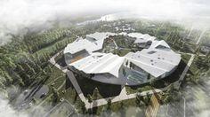 CEBRA Wins Competition to Design Smart School in Russia,Courtesy of CEBRA architecture