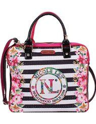 Designer Clothes, Shoes & Bags for Women New Handbags, Tote Handbags, Purses And Handbags, Nicole Lee Handbags, Laptop Tote Bag, Tote Purse, Striped Tote Bags, Monogram Tote Bags, Fashion Bags