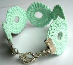 crochet bracelets - Google Search