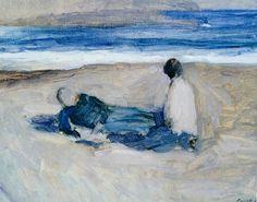 Pintora M. Inés Carod: ADOLFO COUVE, un chileno con un estilo único