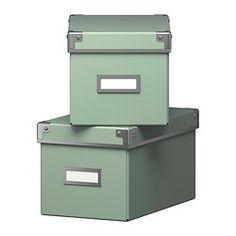Boîtes de rangement et paniers - IKEA