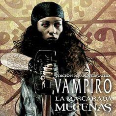 Assamita - Mecenazgo de Vampiro V20