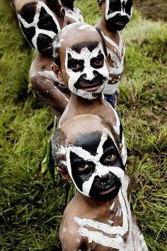 Papua New Guinea is rich with a range of diverse cultures - click here to read more: http://www.papuanewguinea.travel/papuanewguineaculture