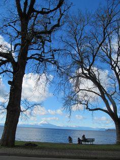Volcán Osorno y Lago Llanquihue