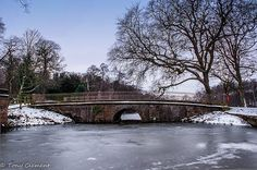 Nostell Priory Lower Lake Bridge