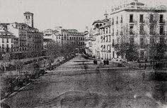 Puerta y Real y Campillo, 1848.