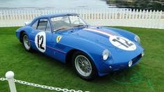 Image result for FERRARI 1961 GTO SPERIMENTALE