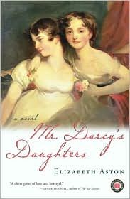 Mr. Darcy's Daughters. A fun read if you are into Jane Austen.... definitely not the same caliber, but fun. More in the series as well.