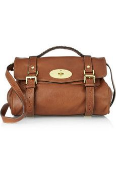 MULBERRY The Alexa leather satchel - really want this!