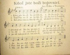 Ktož jsú boží bojovníci «Vlast.cz