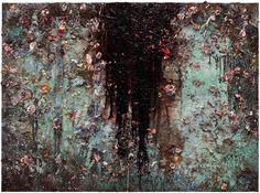 Transformation and Transcendence: Anselm Kiefer Surprises at Gagosian Gallery With Airy, Sensual New Work -ARTnews Anselm Kiefer, Gagosian Gallery, Enchanted Wood, Gustav Klimt, Sculpture, Oeuvre D'art, Les Oeuvres, New Art, Abstract Art