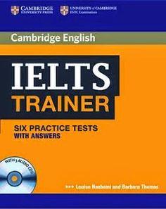 IELTS Trainer free Download PDF & Audio-CD