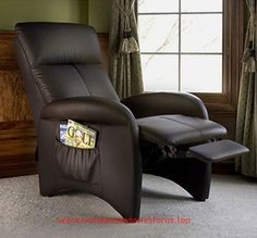 Recliner Chair, This Comfortable Leather Reclining Footrest Lounge Furniture Is on Sale Now and Looks Beautifully on Your Living Room, Office or Bedroom, Guaranteed. This Modern, Contemporary, Durable Reclining Chair Is a Masterpiece for Your House. BUY NOW     $198.30    This recliner provides style and comfort to its user. With a classic brown hue and a modern curved bottom, this chair is the  ..  http://www.homeaccessoriesforus.top/2017/03/17/recliner-chair-this-comfortable-..