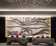 ICRAVE, Ranked #20. Project: Ocean Prime. Location: Beverly Hills, CA. Photography by Eric Laignel.