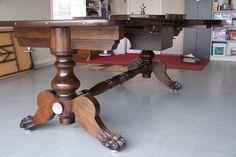 J. W. Snead Roulette Table / Mason & Co Wheel.