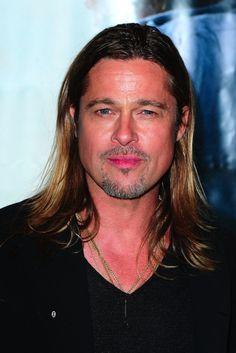 "Brad Pitt [""Repinned by Keva xo"".]"