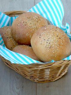 Hamburger broodjes -