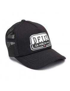 Deus Ex Machina, Baseball Cap Outfit, Baseball Hats, Mens Hat Store, Cap Girl, Big Black, Hats For Men, Caps Hats, Oakley
