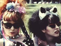 Since Yesterday by Strawberry Switchblade. awesome #80's hit.