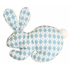 This adorable flat bunny from Alimrose is perfect for little hands. Ideal for holding, squeezing and chewing. Makes a lovely gift addition for any new bub. Measures x Baby Bunnies, Bunny, Baby Boy Gifts, Softies, Stylish Outfits, Children, Blue, Footprints, Bears