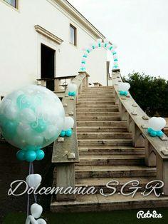 #dolcemania #palloncini #puglia #sangiovannirotondo #balloons #balloon #foggia #gargano #italia #italy #tiffany #matrimonio #wedding #mongolfiera #esplosiva #sangiovannirotondo #chiesa #love #addobbi #allestimenti #art