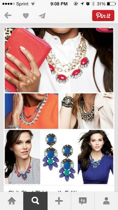 Fresh and fun winter pieces from Stella & Dot! Host a trunk show and they could be yours free!  http://www.stelladot.com/sites/celestevoss/profile