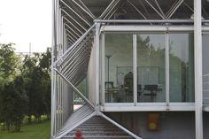Renzo Piano - Edificio per uffici B - 1973