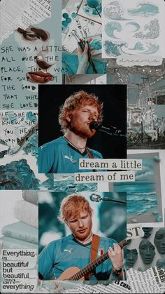Ed Sheeran Lyrics, Ed Sheeran Love, 5sos Lyrics, One Direction Lyrics, Taylor Swift Hair, Taylor Swift Facts, Collage Book, Photo Wall Collage, Song Lyrics Wallpaper