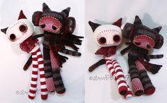 cats by atmosblue.deviantart.com on @DeviantArt